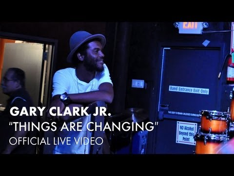 Gary Clark Jr. - Things Are Changing (The Foundry Two Piece) [Live] Thumbnail image