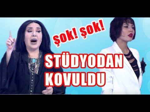 Nur Yerlitaş, Bahar Candan'ı Stüdyodan Kovdu!