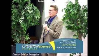 The Kent Hovind Creation Seminar (3 of 7): Dinosaurs and the Bible
