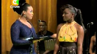 Tusker Project fame 5 (7th Nomination show) - Doreen and Sharon perform.
