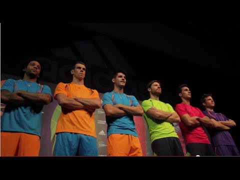 2014 FIFA World Cup Brazil : Adidas Samba Collection Spot Video
