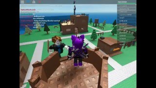 Roblox disaster survival with tigherama mq