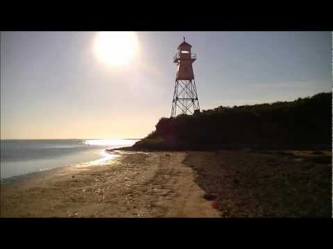 Malpeque Harbour Approach Lighthouse (Fish Island), Prince Edward Island