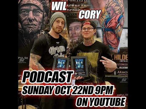 DanCast Ep.1 - Tattoo Talk (Featuring Cory C. & Wil H)