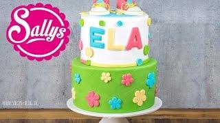 Baby-Torte / Baby Shower Cake