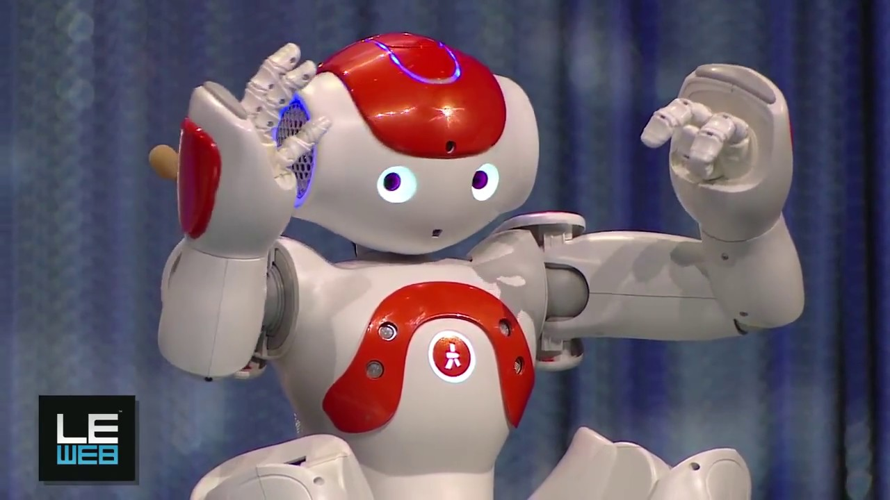 Humanoid robots need applications ! Bruno Maisonnier - LeWeb'13 Paris -