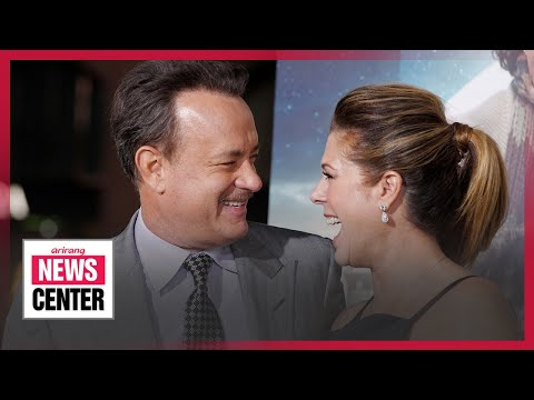 Tom Hanks and his wife diagnosed with COVID-19