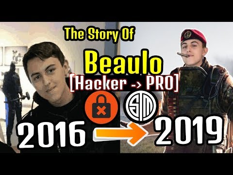 "The Evolution of Beaulo [2016 - 2019]  ""Pro TSM Beaulo"" - Rainbow Six Siege"