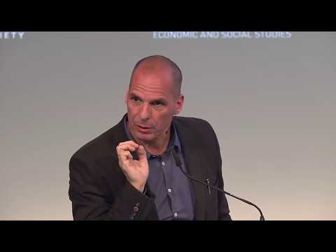 Varoufakis - Warum das Grundeinkommen eine Notwendigkeit ist - von Gottlieb Duttweiler Institute