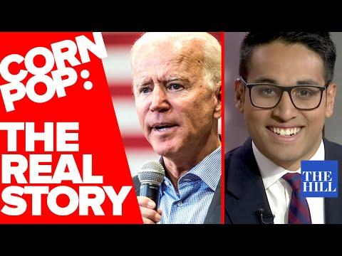 Saagar Enjeti: The real story behind Biden&39;s Corn Pop tale