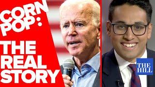 Saagar Enjeti: The real story behind Biden's Corn Pop tale