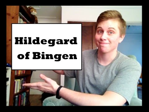 Transgender and Christian: Who Was St. Hildegard?