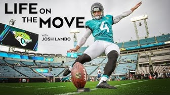 LIFE ON THE MOVE - Episode 4 - Life as an NFL Kicker