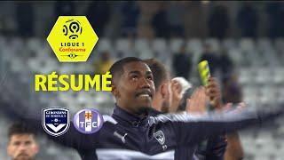 Girondins de Bordeaux - Toulouse FC ( 4-2 ) - Résumé - (GdB - TFC) / 2017-18