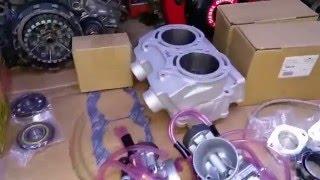 Yamaha Banshee Cheetah Supercub 472 4mm 100HP Build UpDate