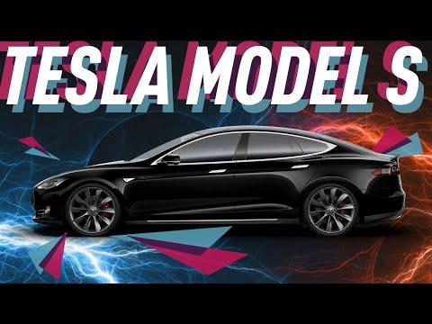 Tesla Model S – Большой тест-драйв (видеоверсия) / Big Test Drive (videoversion) – Тесла Модель Эс