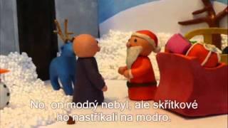 Človíček a Vánoce