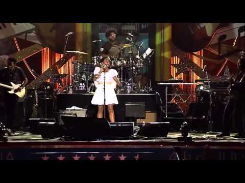 Ex-Factor - Lauryn Hill (feat. The Roots) - July 2012 [HD]