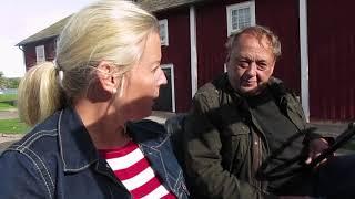 Bo Magg kör en rundtur med Jeepen i Åmål 2018 09 17 WH