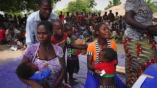 """شركة """"إيكو فلايت"""" الأوروبية لطيران الإغاثة توصل المساعدات إلى جمهورية الكونغو الديمقراطية"""