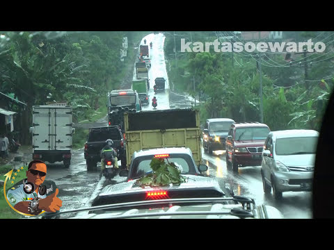 Trip To Tasik By Budiman Bus - Jakarta (2014)