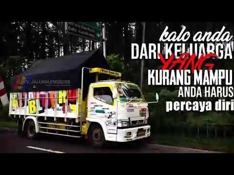 Story Wa Vesri Truk Canter Indonesia