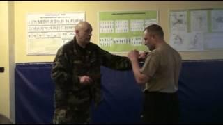 Ножевой бой-эффективный инструмент системы ближнеого боя