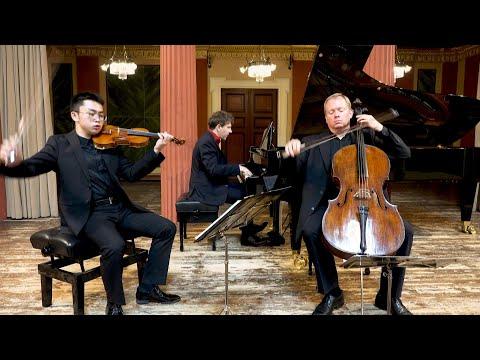 ALTENBERG TRIO VIENNA  In Wiener Musikverein  Tchaikovsky Part 2