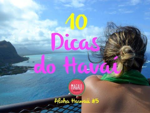 10 dicas indispensáveis antes de ir para o Havaí | Aloha Hawaii #5