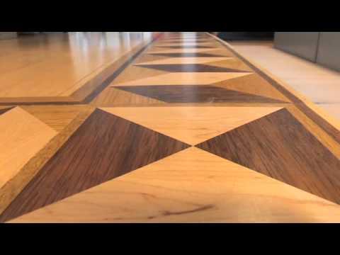 Houten Vloeren Nijmegen : Parketvloer nijmegen neerlandia houten vloeren youtube