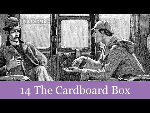 A Sherlock Holmes Adventure: 14 The Cardboard Box Audiobook