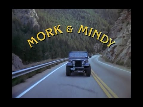 """Mork and Mindy"" Opening Credits and Theme Song"
