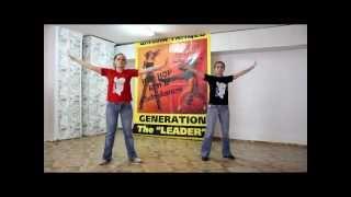 Лидер Dance-урок 2 к флэшмобу.wmv