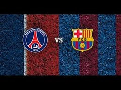 PSG VS BARCELONA PROMO ⚫ FEBRUARY 2017 ⚫ UEFA CHL HD