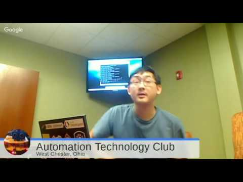 Automation Technology Club meeting for Jun 30, 2016 - Stargate Boards and Arduino Crypto