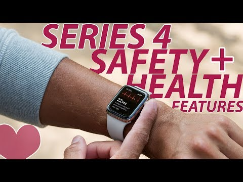 Top 5 New Apple Watch Series 4 Safety Features!