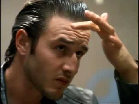 Slicked Back Hair   David Arquette