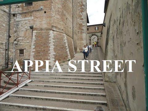 Italy/Umbria- Perugia (Appia street) Part 33/84