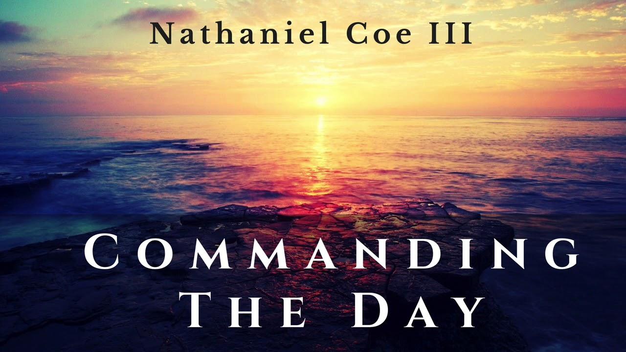 Commanding The Day - Apostolic / Prophetic Music For Prayer, Deliverance, &  Warfare