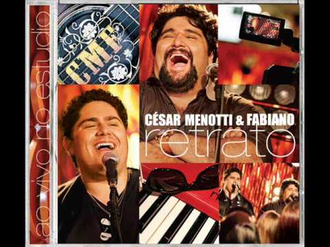 dvd cesar menotti e fabiano retrato 2010