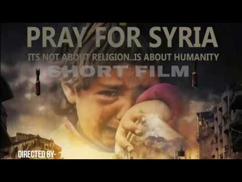 Pray for Syria (life on land)