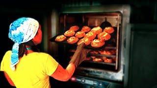 Один день в пекарне за 40 мин. Проект пекарни № 3