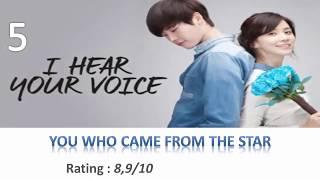 Video 10 Drama Korea dengan Rating Tertinggi  Sepanjang Masa Menurut Netizen Jaman NOW download MP3, 3GP, MP4, WEBM, AVI, FLV Oktober 2018