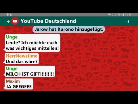 Milch ist Gift! | YouTube Deutschland Chat | Folge 5
