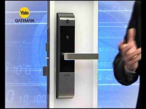 Digital Door Lock Demonstration