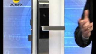 Digital Door Lock Demonstration