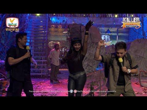 Killer Karaoke Cambodia Season 3 Week 2 | MAO SOPHEAK