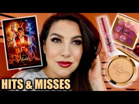 WHAT'S WORTH TRYING? MAC x Aladdin Makeup Collection thumbnail