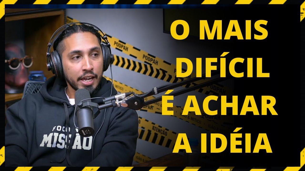 Download RASHID CONTA COMO É SEU PROCESSO CRIATIVO│RASHID - PODPAH #115