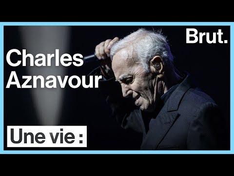 Une vie : Charles Aznavour